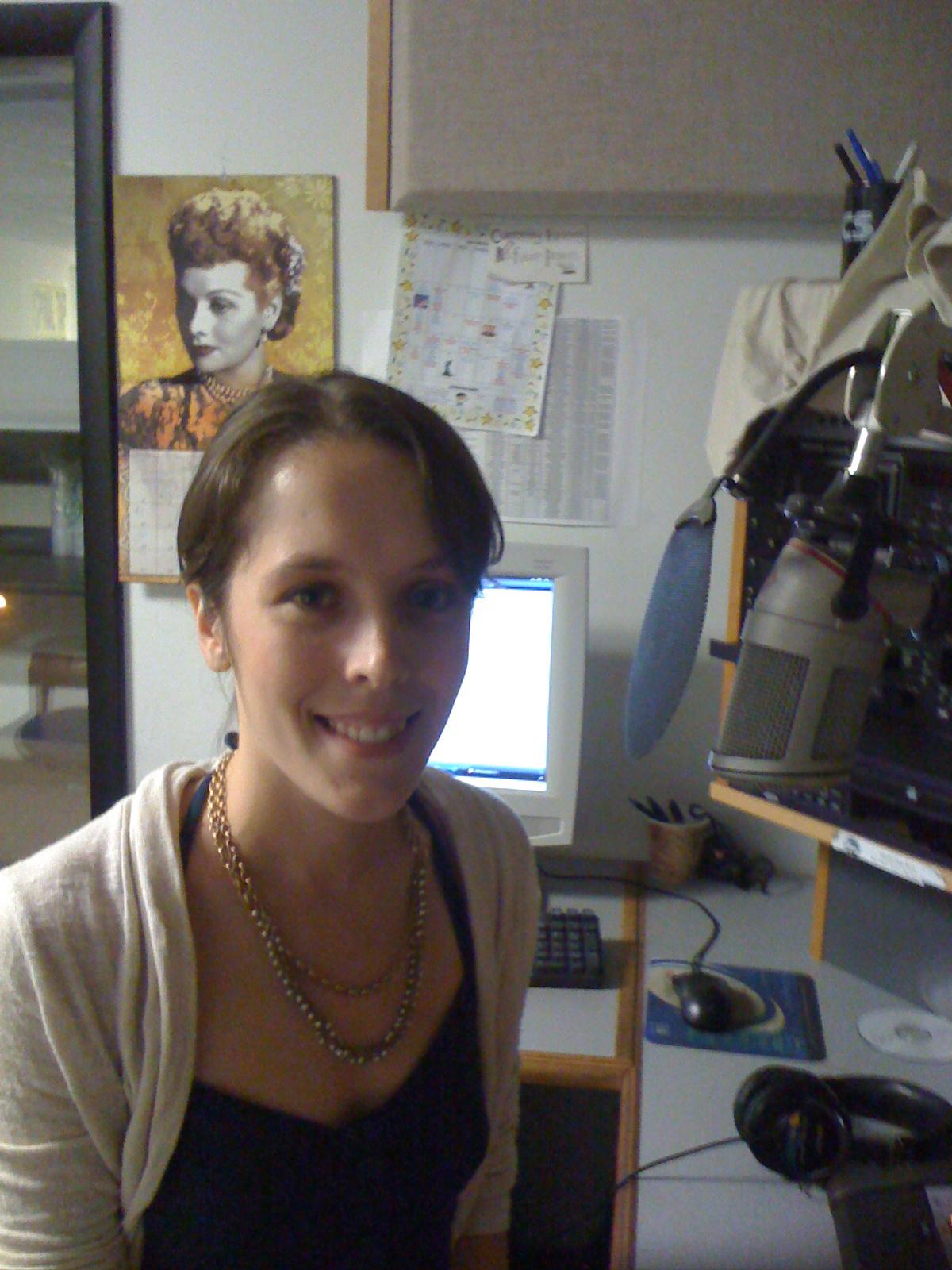 Guest DJ Beth Callen