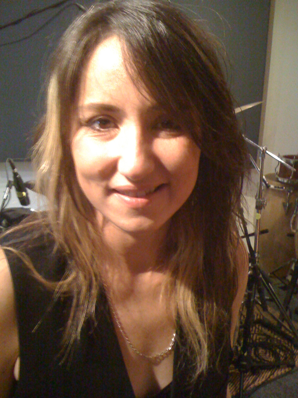 Hanging out with KT Tunstall