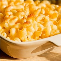 Baked Mac and Cheese (using elbow pasta)