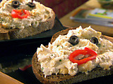 Screaming Crab Melts courtesy Robin Miller