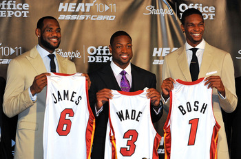 Miami Heat Showing They Have A Backbone After All