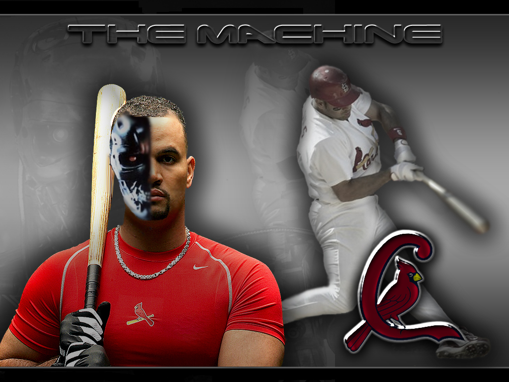Albert PUJOLS Is Really A Machine | All Things Next: Helping You ...