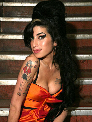 Amy Winehouse Is Dead