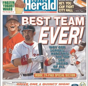red sox best team in baseball 2011