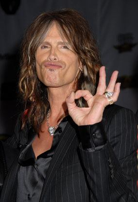 Steven Tyler Helps The Terrorists