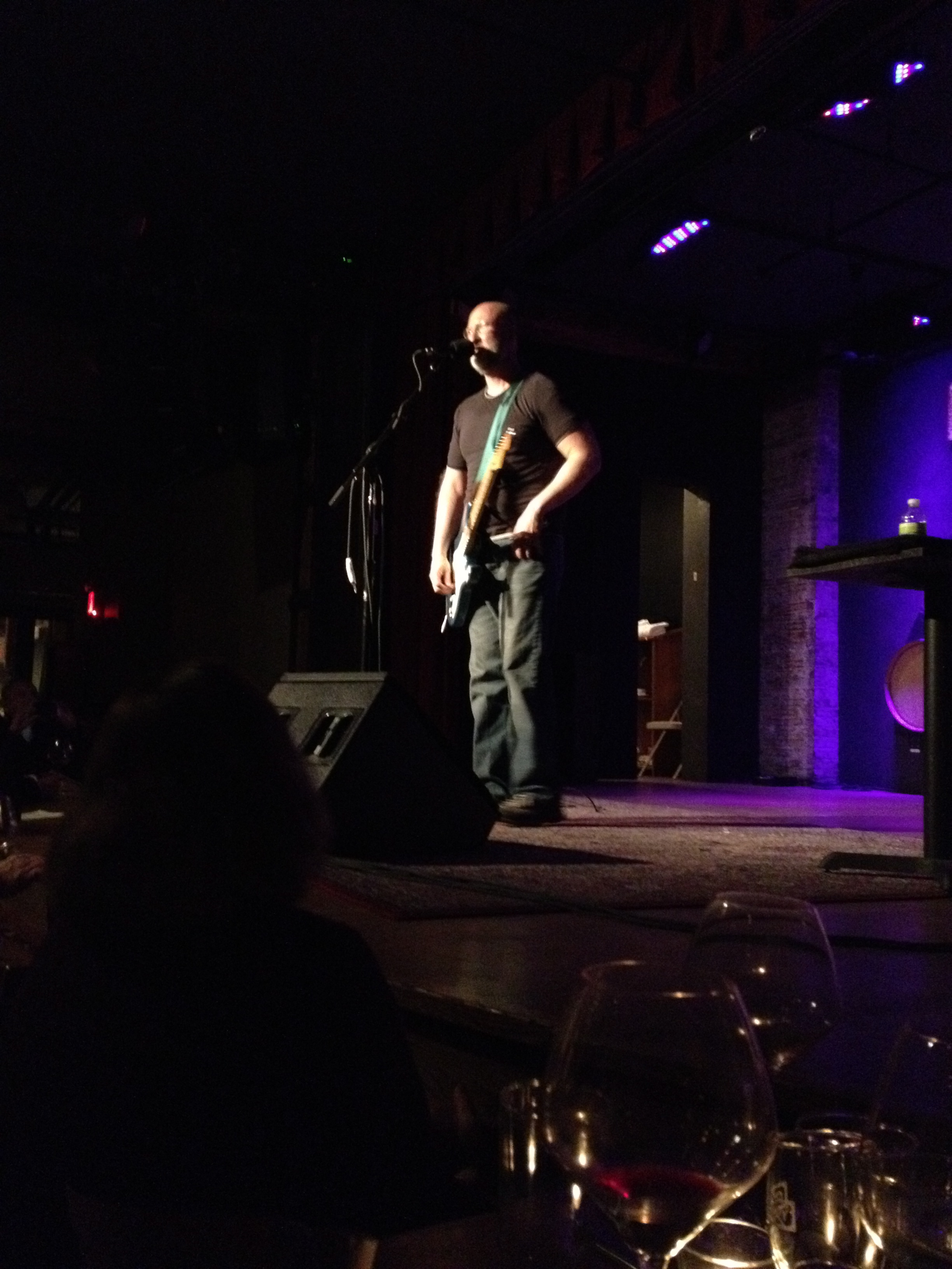 Bob Mould at City Winery