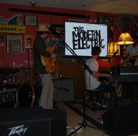 The Modern Electric live