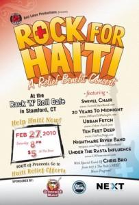 Rock for Haiti