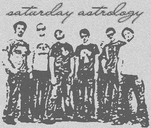 CMJ first band Saturday Astrology