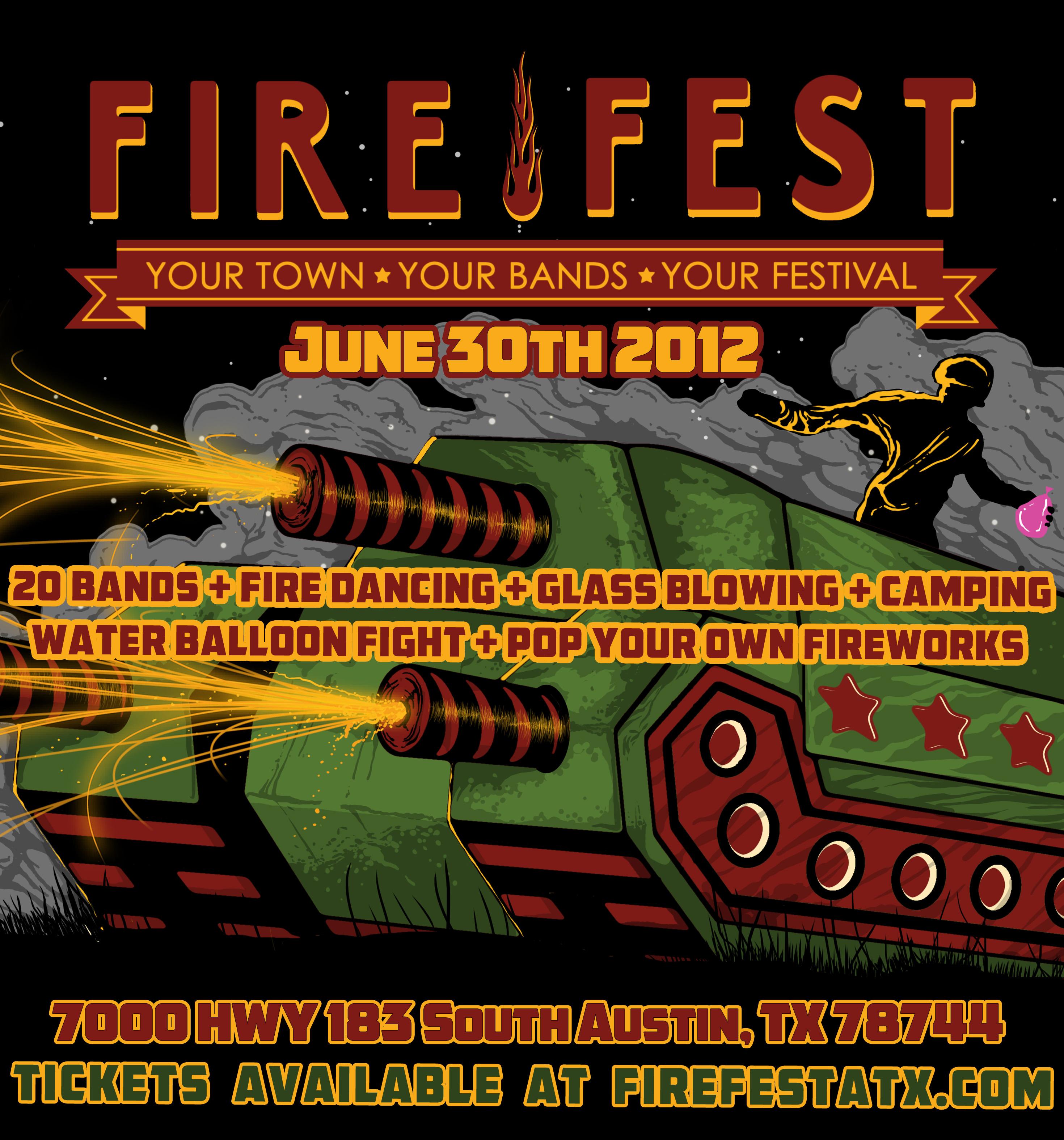Fire Fest Austin