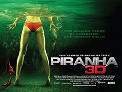 Piranha 3D review