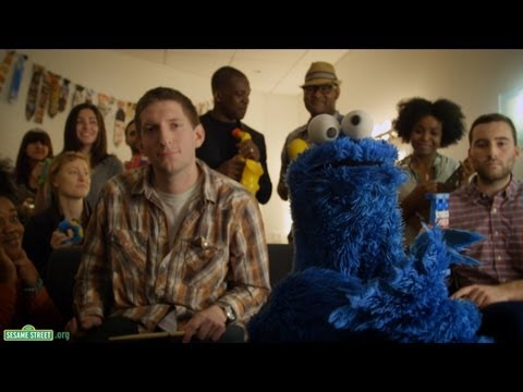Cookie Monster spoofs Carly Rae Jepsen