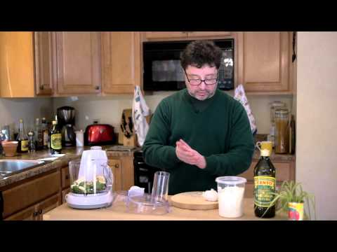How to make Pesto from Duley's Blog & Grill