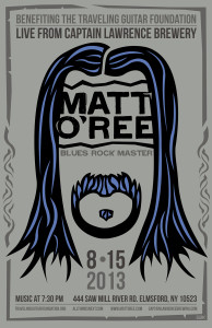 Live EP: Matt O'Ree Band