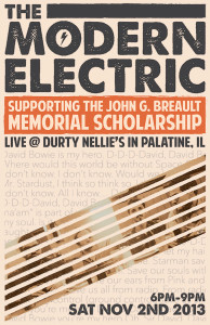 Charity Concert with The Modern Electric