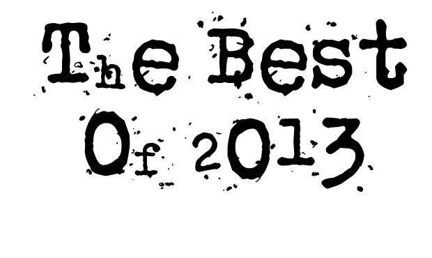 Best of 2013 Poll