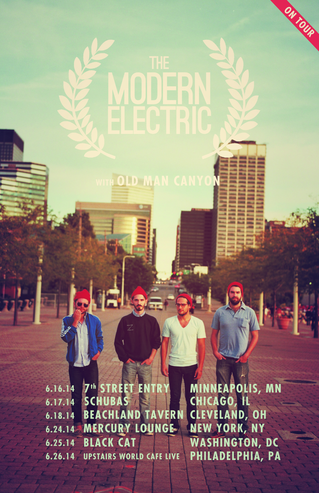 The Modern Electric Mini Tour
