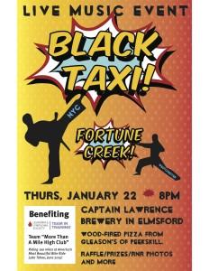 Black Taxi at CLBC