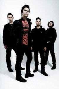 Press shot of the Stereophonics