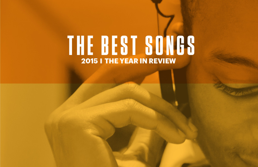 Week 504 Our Favorite Songs of 2015