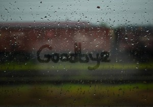 goodbye rain window