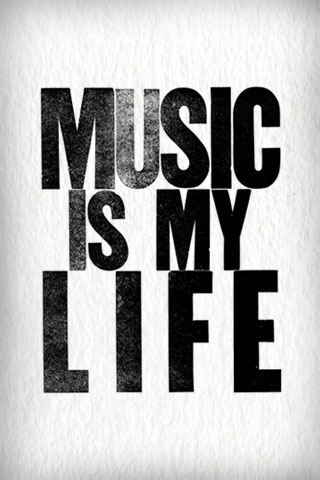 Music Is My Life Bw All Things Next