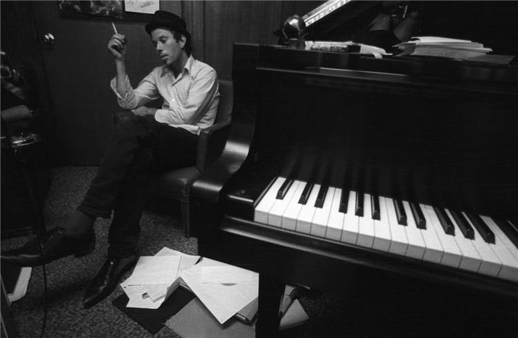 Tom Waits…gets a Grammy