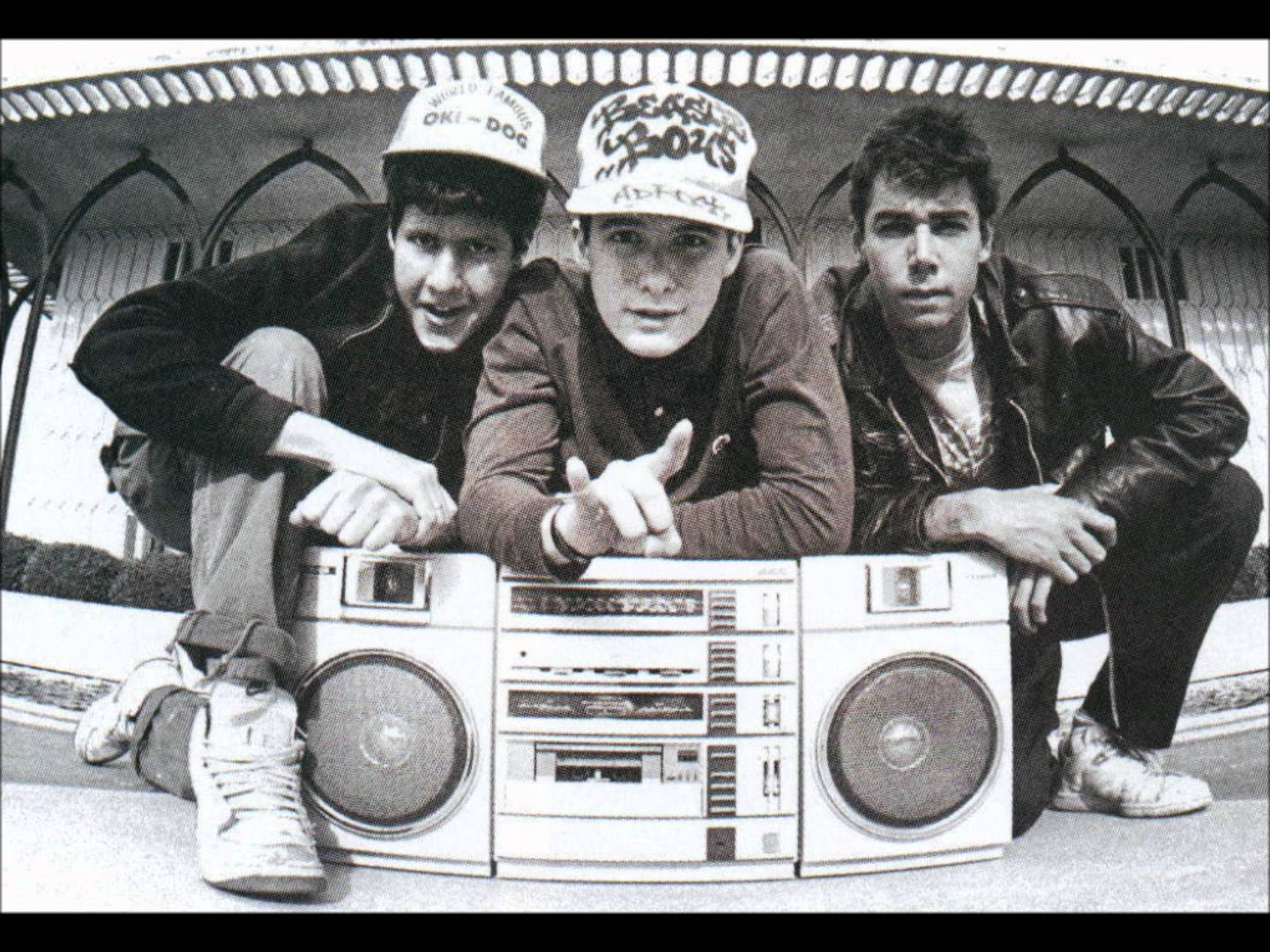Beastie Boys Live For The Last Time