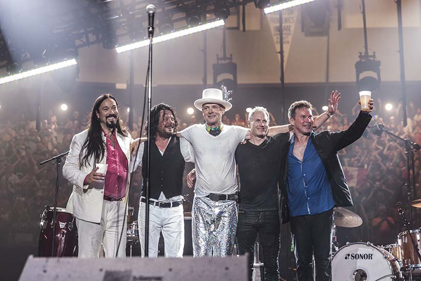Long Time Running: The Tragically Hip Documentary