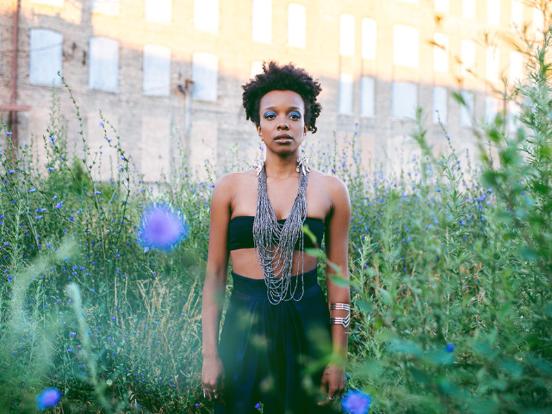 Jamila Woods Sets off on West Coast Tour
