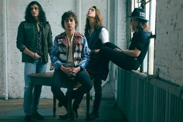 "Song Of The Day: Greta Van Fleet ""Safari Song"""