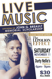Charity Concert This Saturday at Durty Nellie's