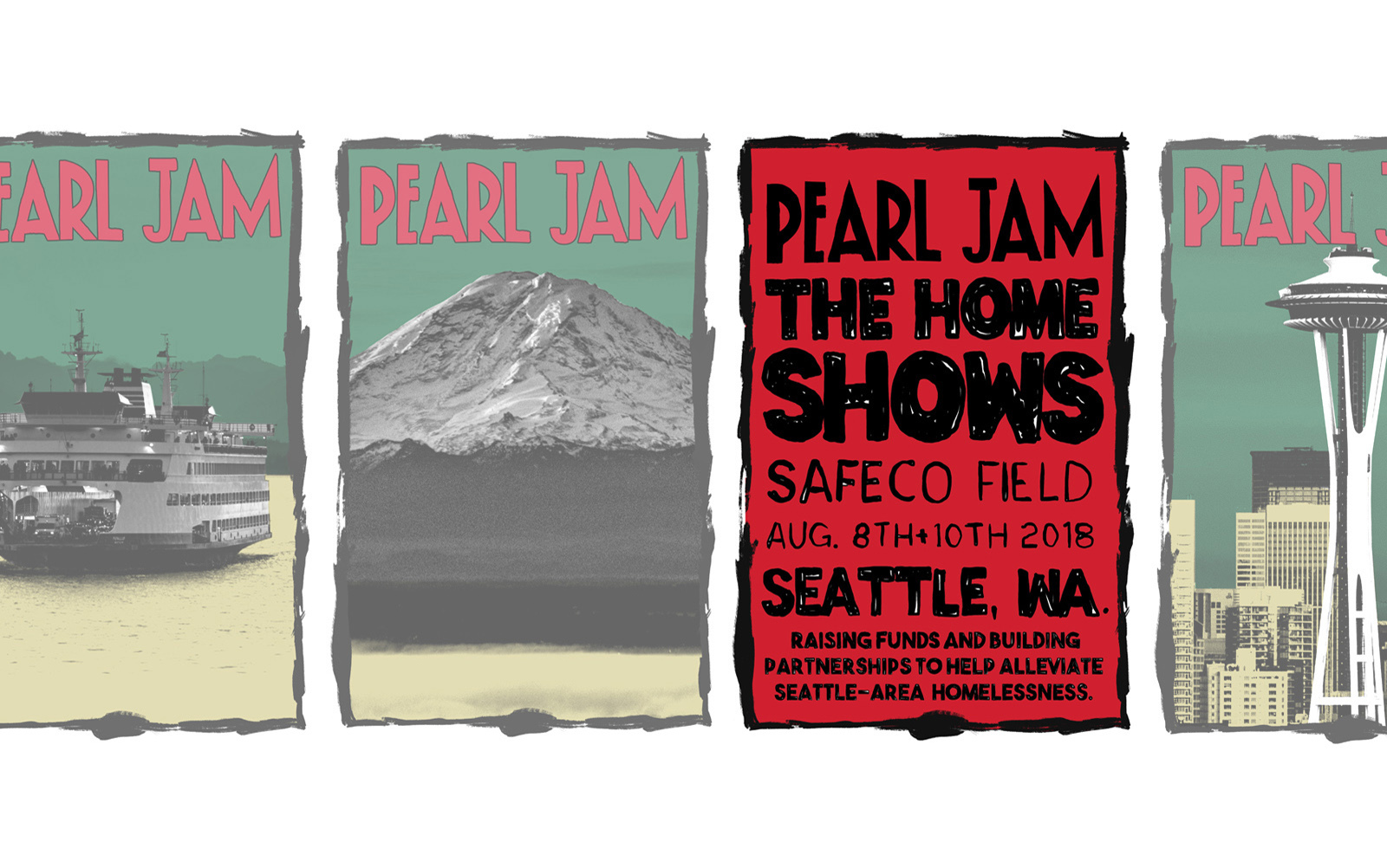 Pearl Jam: Home and Away