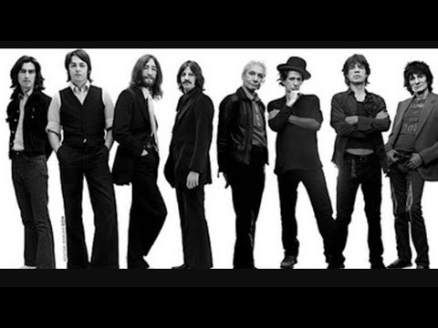 RnR BookClub Beatles v Stones The Songs That Inspired Them