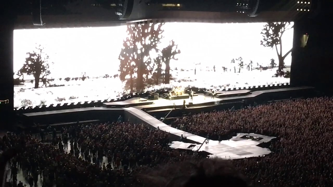 U2 Release The Joshua Tree