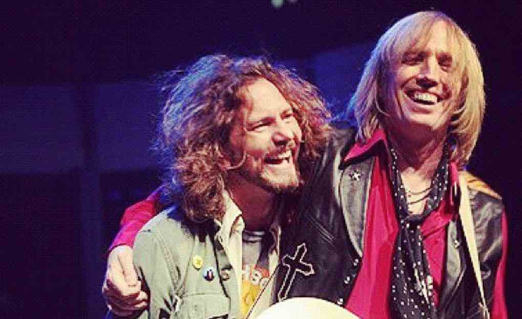 Eddie Vedder Remembering Tom Petty