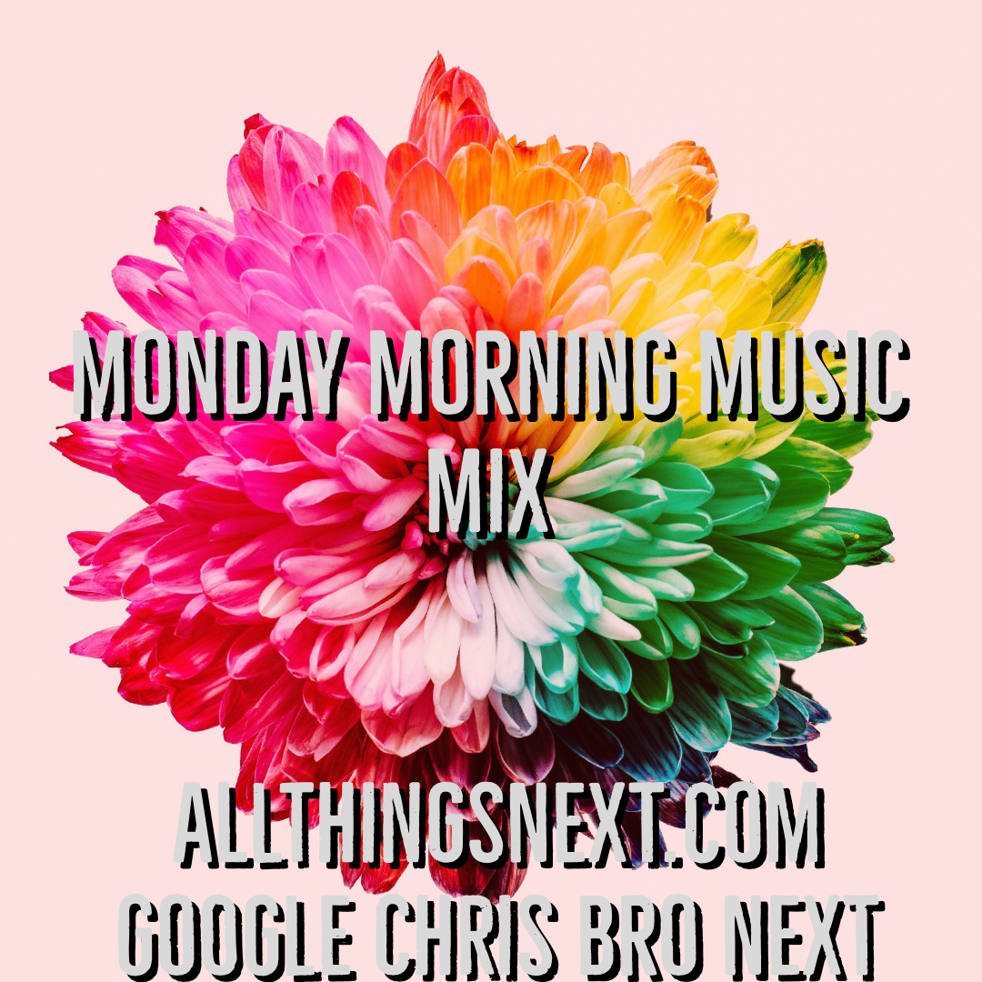 Monday Morning Music Mix 6