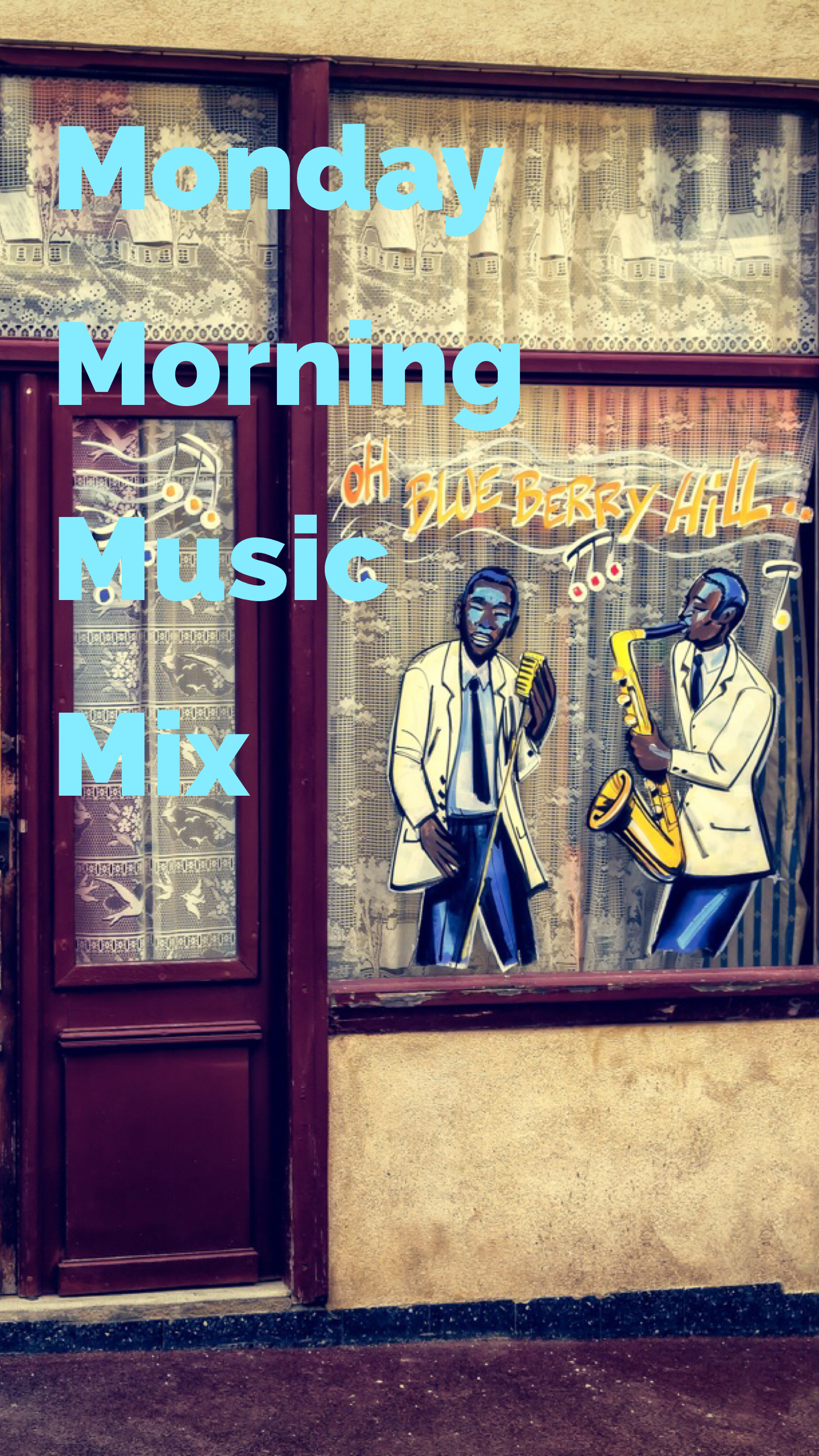 Monday Morning Music Mix 4