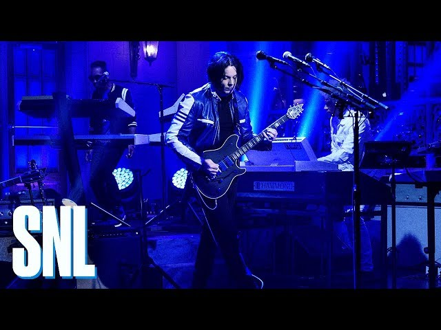 Jack White SNL Skit Cut For Time