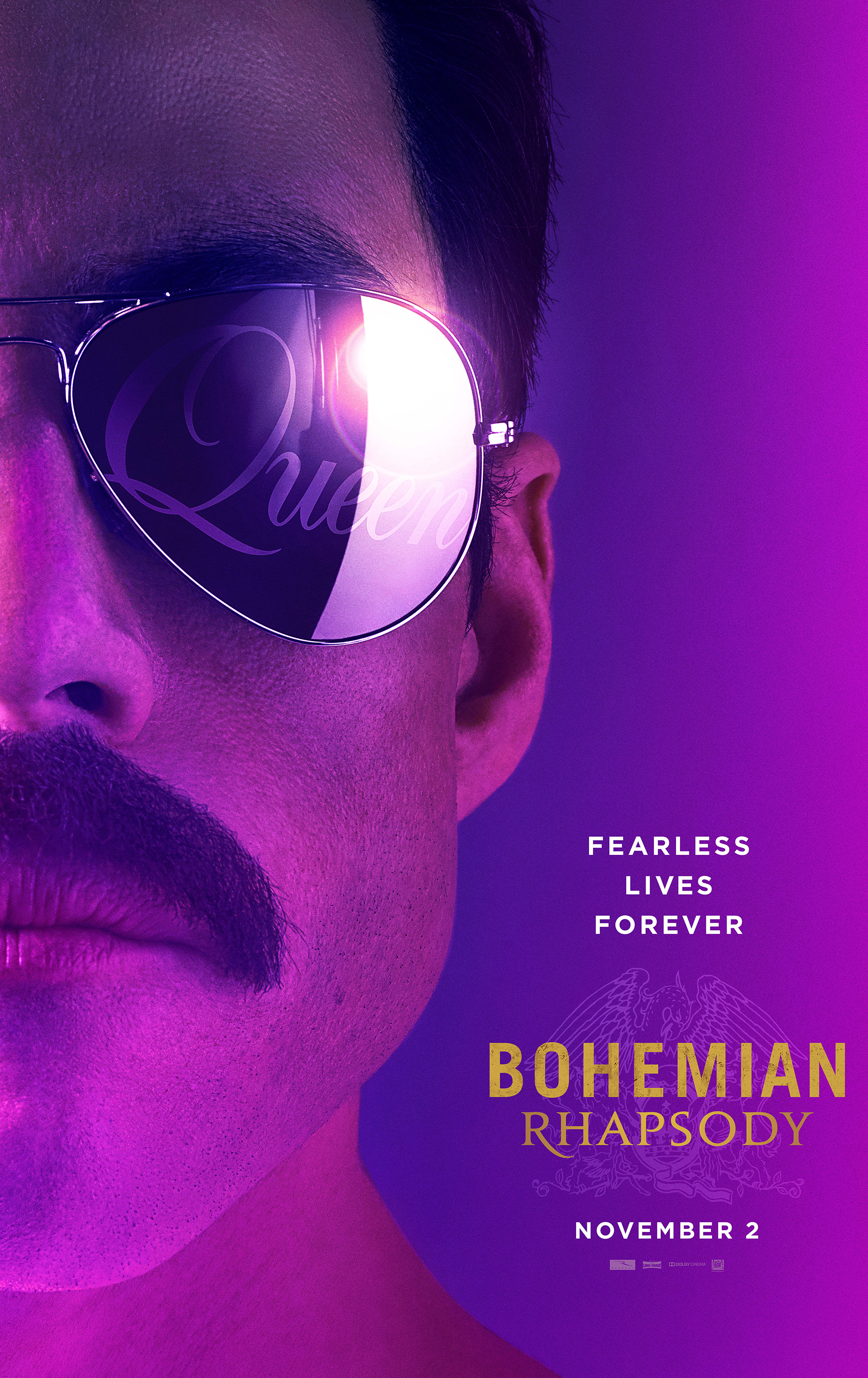 Bohemian Rhapsody: Queen Biopic