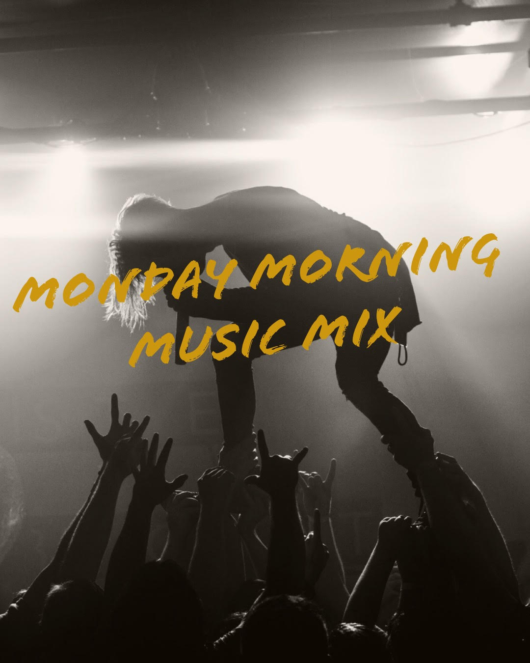 Monday Morning Music Mix 8