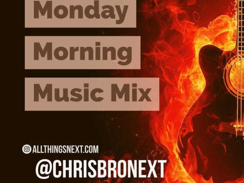 Monday Morning Music Mix 19