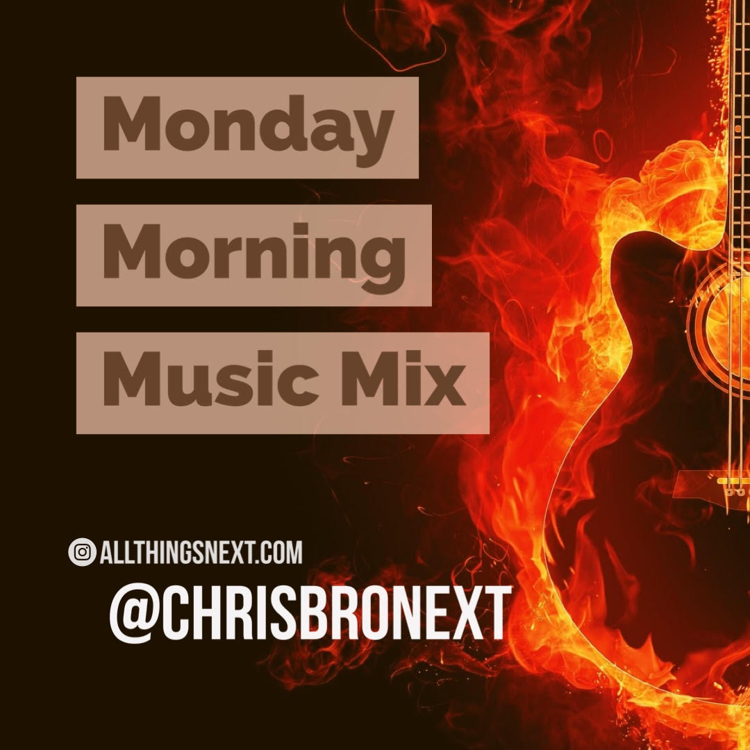 Monday Morning Music Mix 19