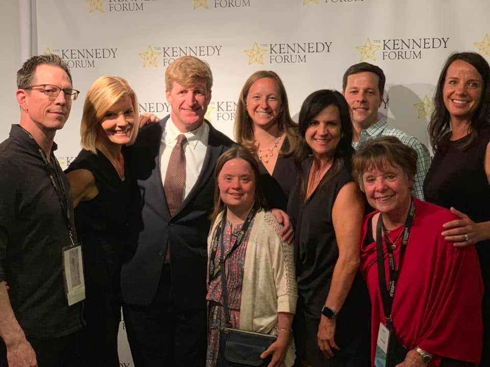The Kennedy Forum: Kate Snow and Chris Bro